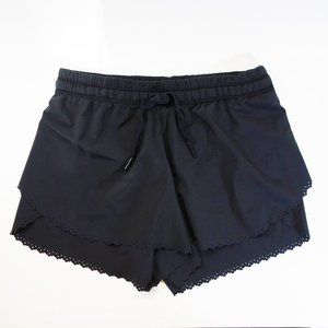 "GUC, Lululemon Hit It Short Black 3.5"", 2"
